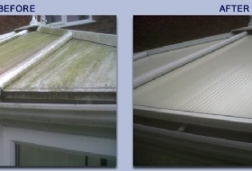 Conservatory Roof Cleaning Milton Keynes